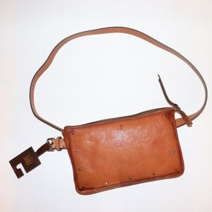 Frye Fanny Pack (Belt bag)- cognac